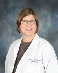 Photo of Sharon Johnson, ARNP